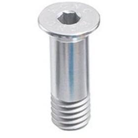 KCNC Jockey Wheel Bolts L14mm silver